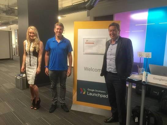 Google Developers Launchpad, Richard Earl, Talent, Talent Unleashed Awards